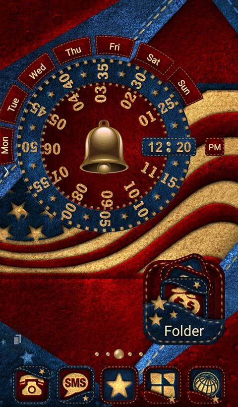 TSF NEXT AMERICAN THEME 4 JULY Screenshot 2