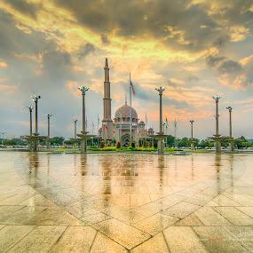 after rain days by Jerung Hitam - City,  Street & Park  City Parks