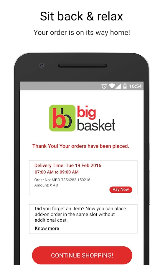 bigbasket - online grocery Screenshot 6