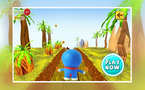 Game Doramon run skate APK for Windows Phone