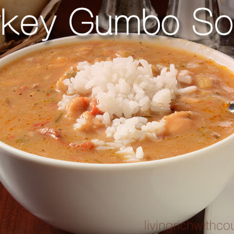 Turkey Gumbo Soup