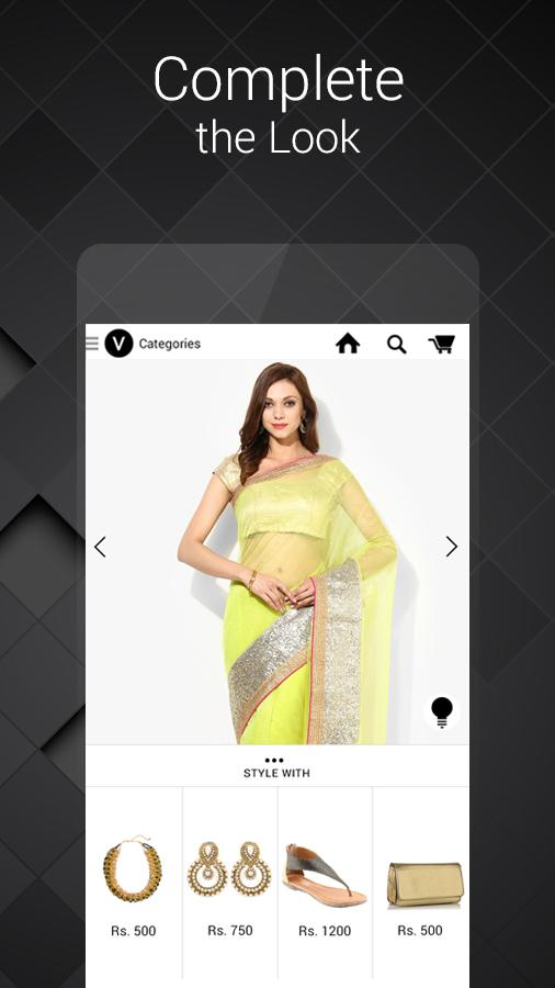Voonik Online Shopping Women Screenshot 5