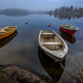 by Kennet Brandt - Transportation Boats