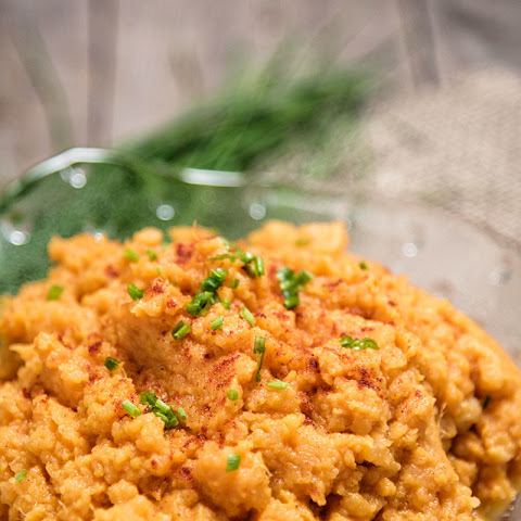 Sweet Potato and Rutabaga Mash