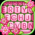 App Warm Spring Color Keyboard APK for Kindle