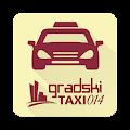 Android aplikacija GRADSKI TAXI VALJEVO