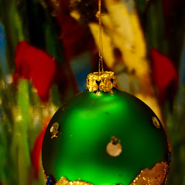 Christmas Color by Michael Villecco - Artistic Objects Other Objects ( colorful, ornament, christmas, holidays, christmas tree )