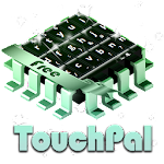 Sufficient Green TouchPal APK Image
