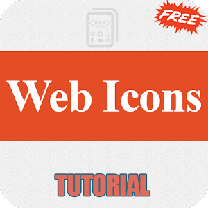 Free Web Icons Tutorial