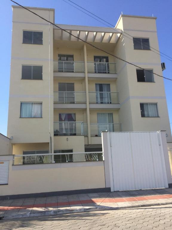 Apartamento com 2 dormitórios para alugar, 50 m² por R$ 1.000,00/mês - Joaia - Tijucas/SC
