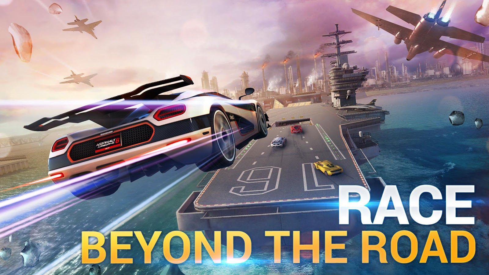 Asphalt 8: Airborne Screenshot 14