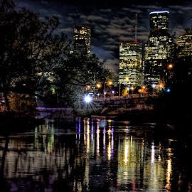 by Chris Klug - City,  Street & Park  Skylines