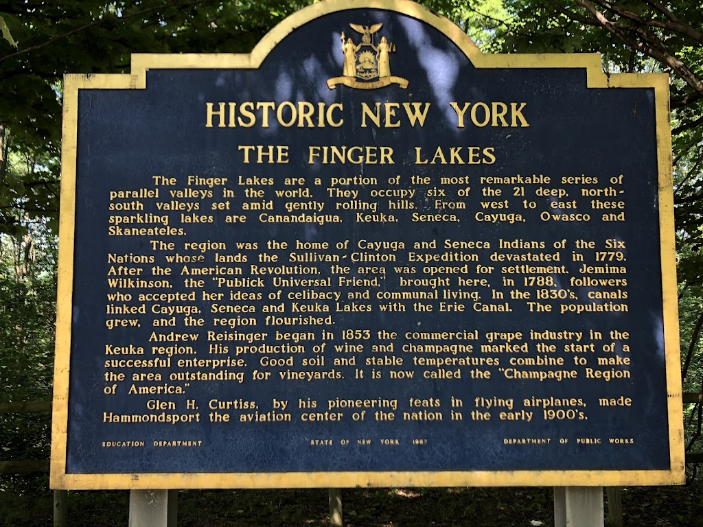 HISTORIC NEW YORK - THE FINGER LAKESGeneral geographical and historical description of the entire Finger Lakes region, with emphasis on Keuka Lake in particular. Submitted by @yobigc