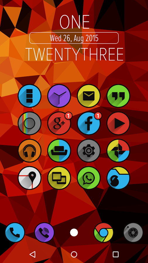 Umbra - Icon Pack Screenshot 5