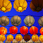 Colorfull Lampion by Mulawardi Sutanto - Abstract Patterns ( lampion, colorfull, travel, light, yogya )
