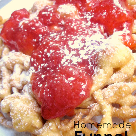 Funnel Cake With Baking Soda