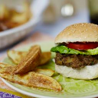 Indian Spiced Beef Burgers Recipes