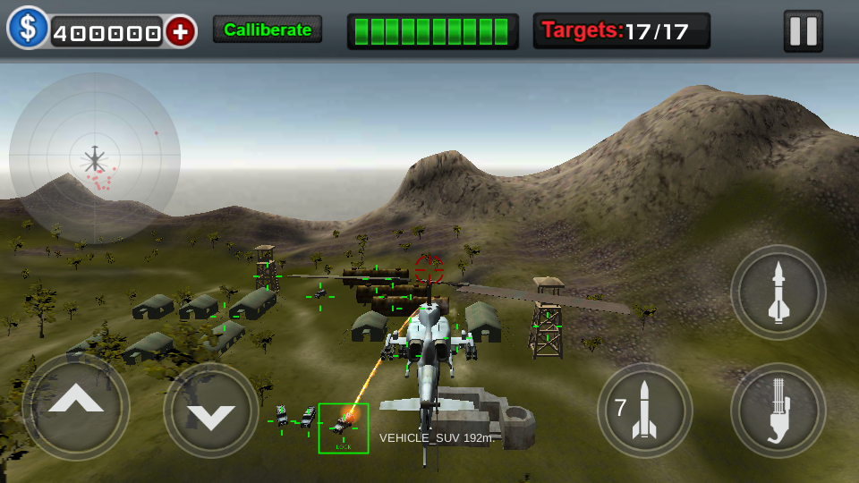 Gunship Air Battle Screenshot 3