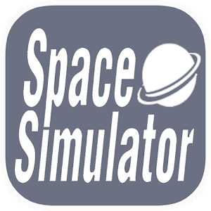 Cover art Space Simulator