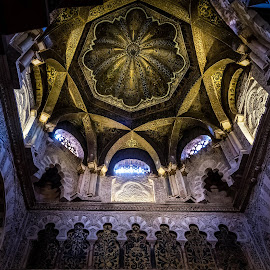Cordoba by Mike Hotovy - Buildings & Architecture Places of Worship