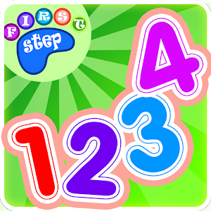 Game 4 kids - counting 123 PRO