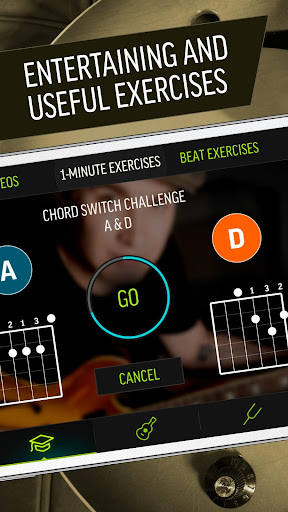 Justin Guitar Beginner Song Course screenshot 4
