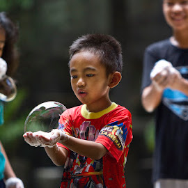 by Hakim Makassar - Babies & Children Children Candids