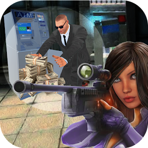 Download Anti Bank Robbery Army Sniper Commando: FPS game For PC Windows and Mac