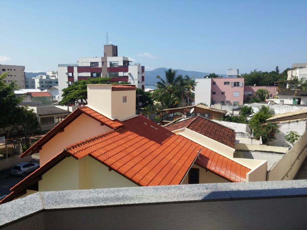 Apartamento  residencial à venda, Coqueiros, Florianópolis.