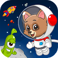 Game Space Adventures: Flight to the Moon APK for Kindle