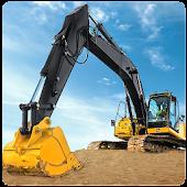 Sand Excavator Truck Simulator APK for Ubuntu