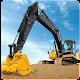 Sand Excavator Truck Simulator