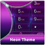 Neon Theme for ExDialer 1.9.5 Apk