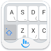 TouchPal Simple Style Theme APK Descargar
