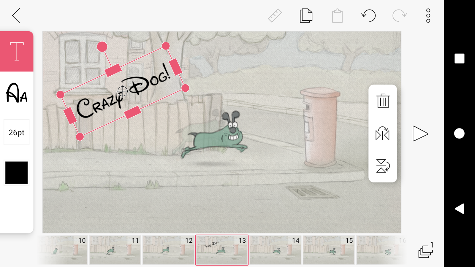 FlipaClip - Cartoon animation Screenshot 6