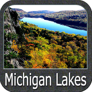 Michigan Lakes GPS Navigator For PC / Windows 7/8/10 / Mac – Free Download