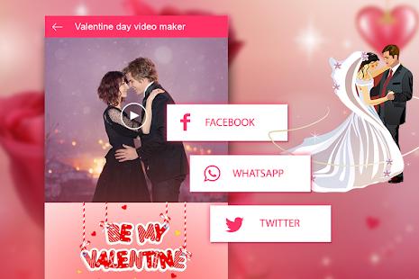 Love Video Maker - Valentine Day Video Maker 2018 | Download Apk ...