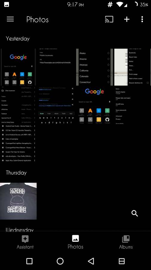 KlearKat Theme CM11/12/13 DU10 Screenshot 8
