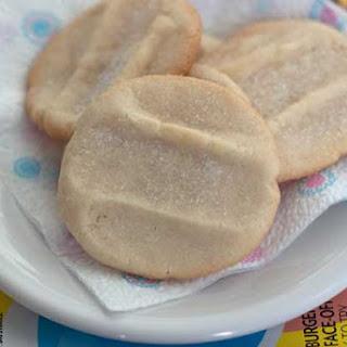 School Butter Cookies Recipes