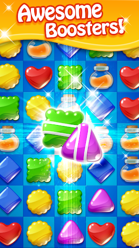 Cookie Mania - Sweet Match 3 Puzzle screenshot 4