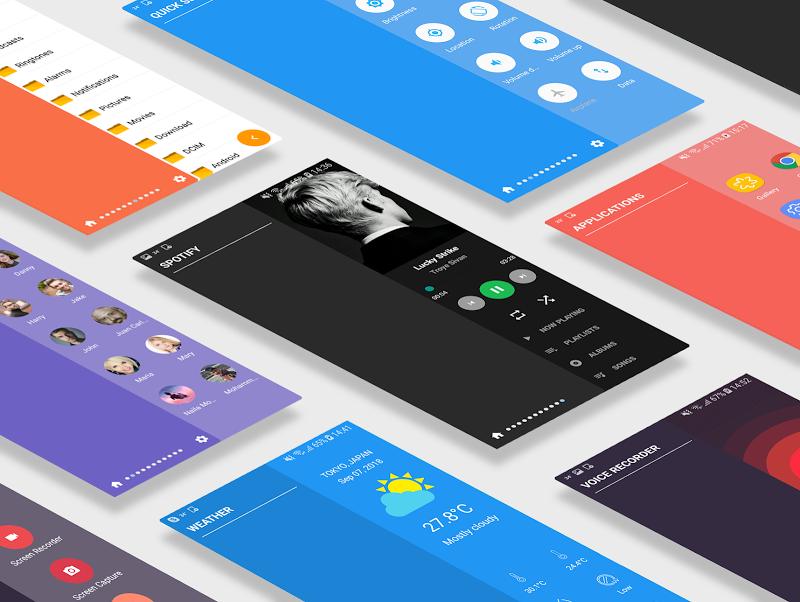 Edge Action: Edge Screen, Sidebar Launcher Screenshot 0