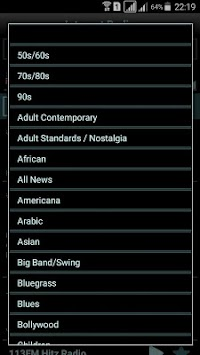 Radio Online APK screenshot thumbnail 5