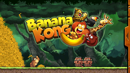 APK Game Banana Kong for iOS