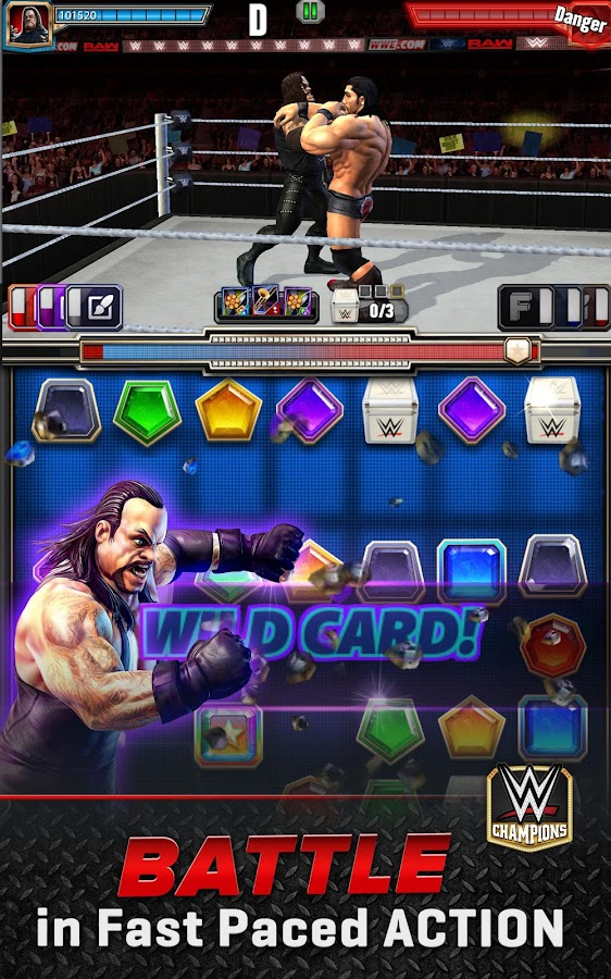 WWE Champions Free Puzzle RPG Screenshot 10