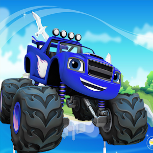 Hack Adventure Blaze Truck game