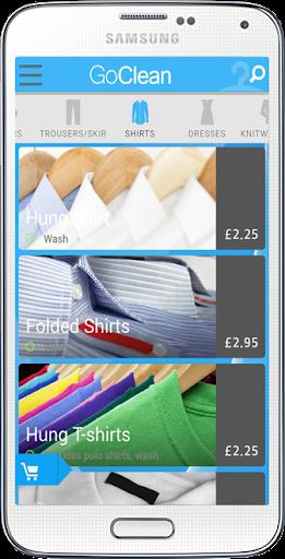 GoClean Laundry screenshot 3