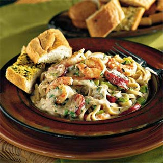 Shrimp Fettuccine With Velveeta Cheese Recipes