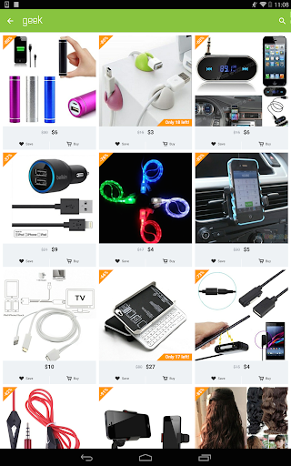 Geek - Smarter Shopping screenshot 14
