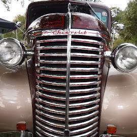 Its a chevy by Elizabeth O - Transportation Automobiles