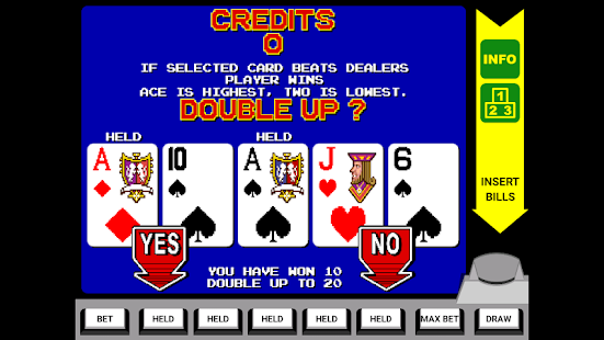 poker slot machine apk